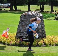 Orienteering Jennifer Spencer