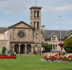 St Johns Church (Episcopal Church) Forres