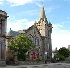 St Leonards Church Forres