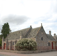 St Margarets Church Forres