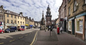 Forres High Street