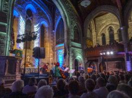 Duncan Chisholm: The Gathering – Findhorn Bay Festival