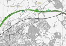 A96 preferred route
