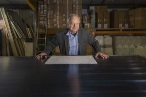 George Goudsmit, AES Solar