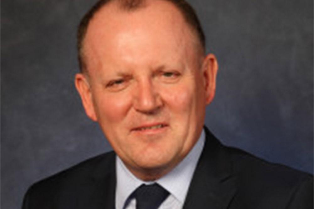 Chief executive Roddy Burns