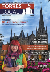 Forres Local cover 2019