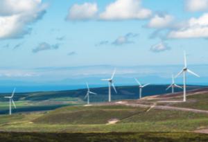 Berry Burn Wind Farm Airvolution