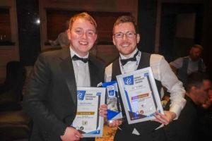 Cameron and Josh, AES Solar