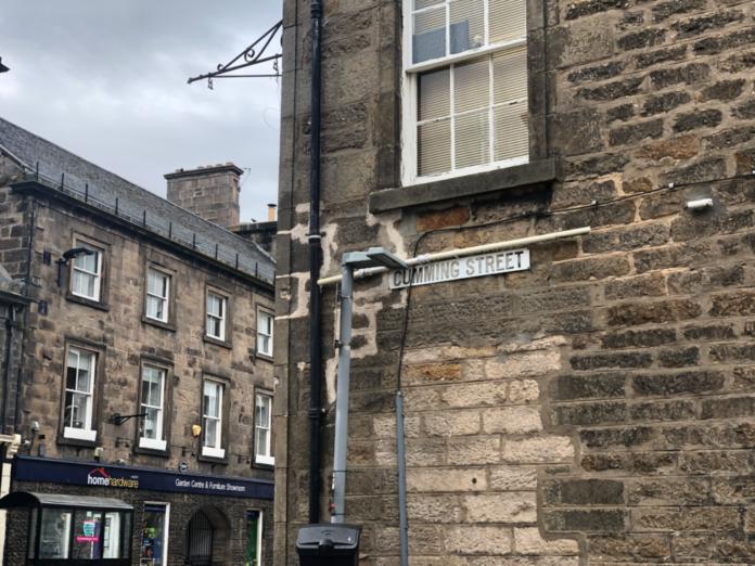 Cumming Street, Forres