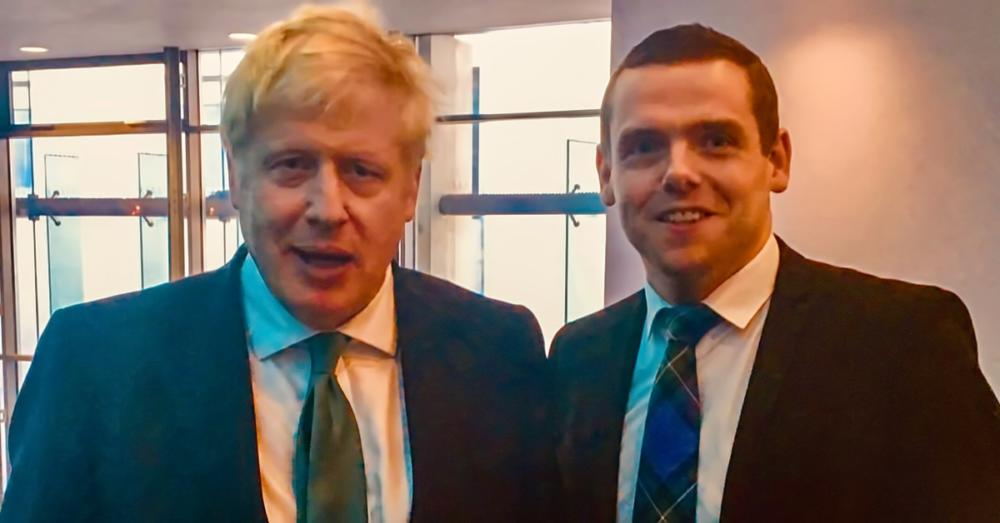Moray's MP Douglas Ross has welcomed Boris Johnson as the UK's new Prime Minister he was announced as the leader of the Conservative Party this morning (Tuesday, 23 July).