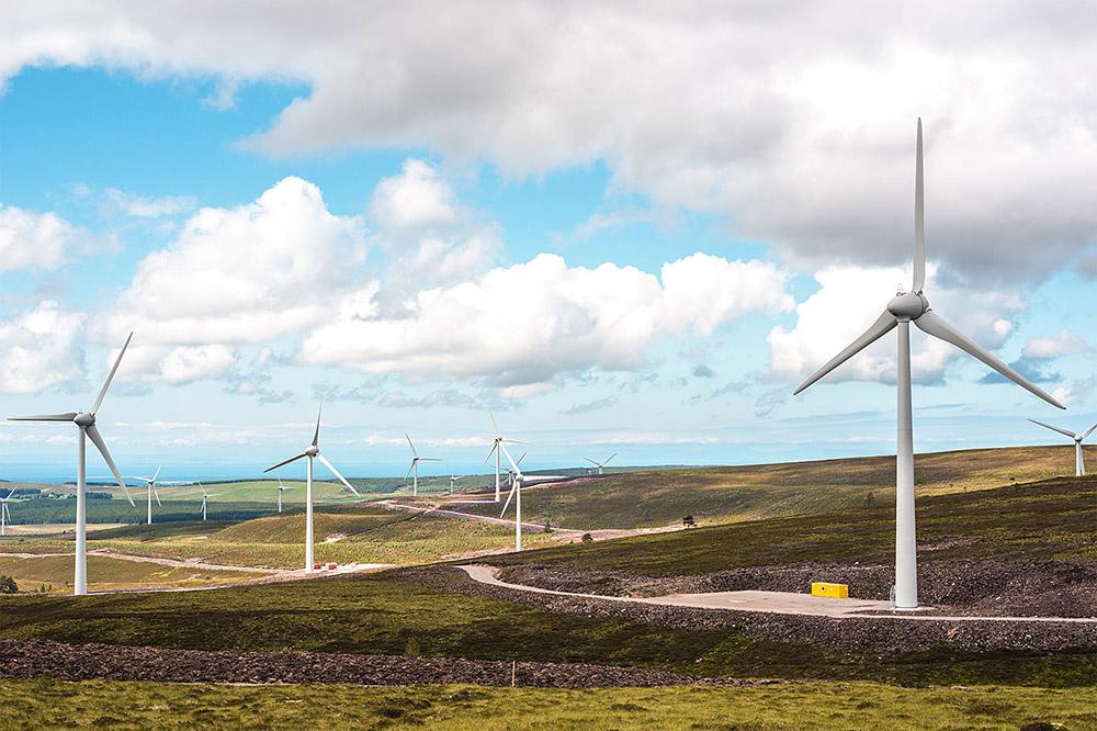 Berry Burn Wind Farm