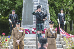 Armed Forces Day 2020 – Forres