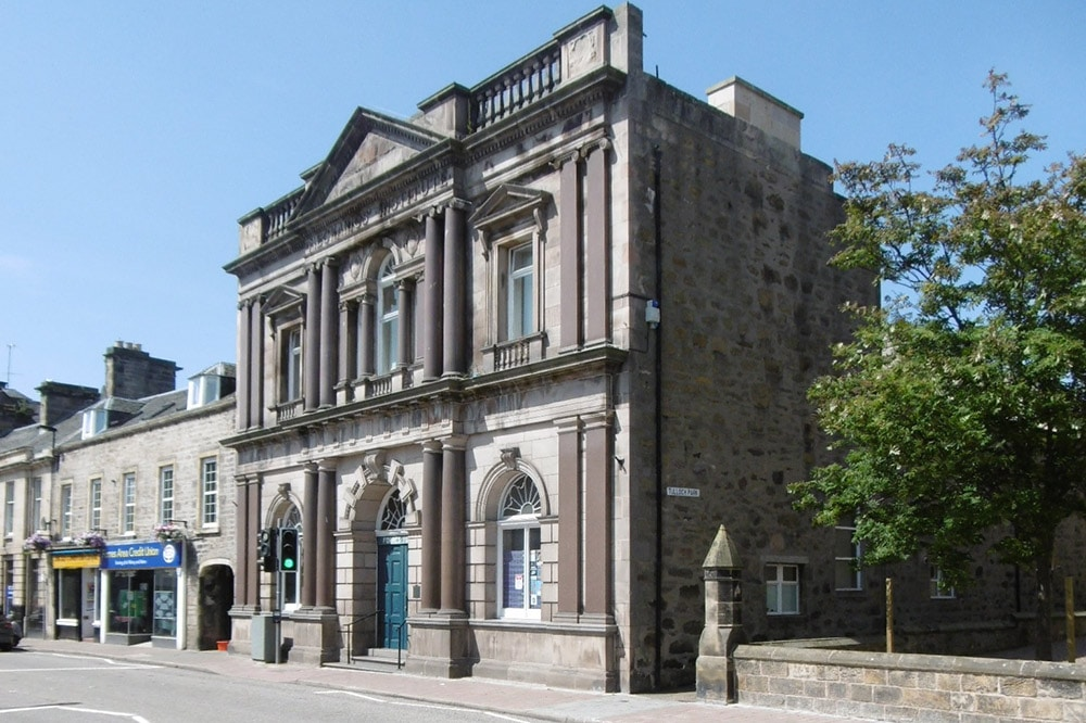 Town Hall Forres