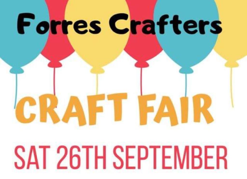 Forres Craft Fair