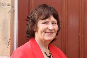 Forres Councillor Lorna Creswell