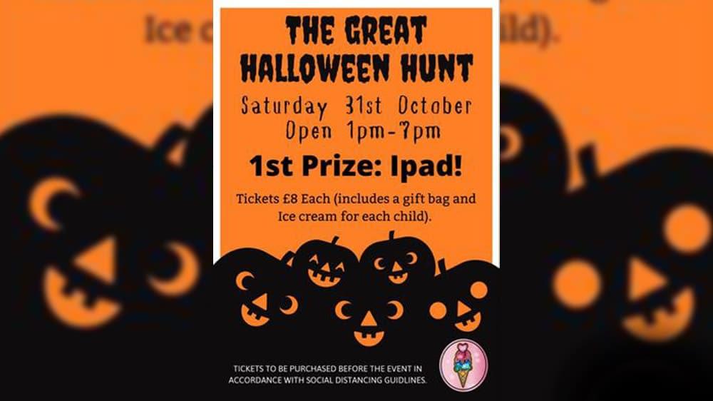 Halloween Hunt, Forres