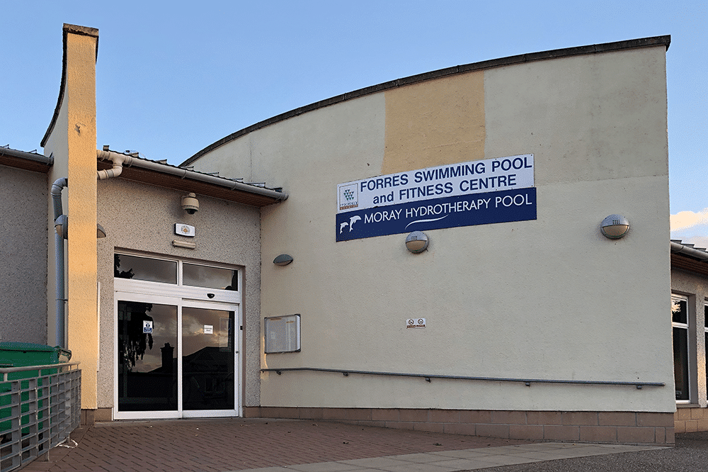 Forres Swimming Pool