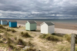 Findhorn Beach Huts