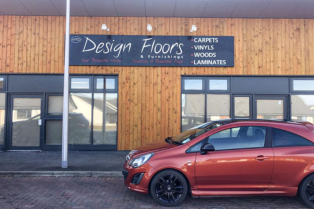 MRD Design Floors at Knockomie
