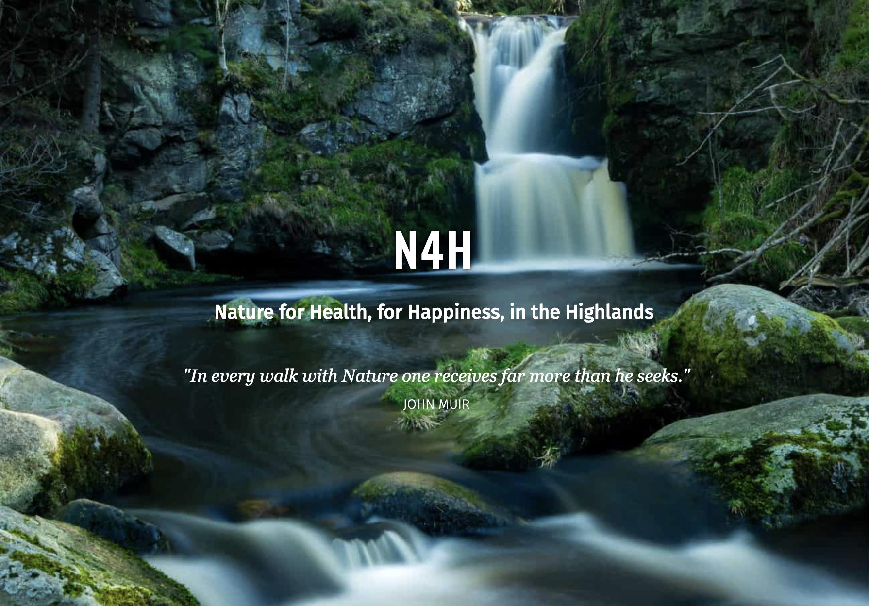 Nature 4 Health