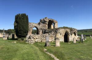 Kinloss Abbey Free tours 2021