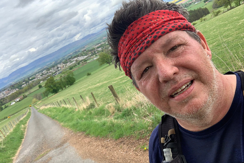 Windy Wilson will start the 30-mile ultra from Forres in une