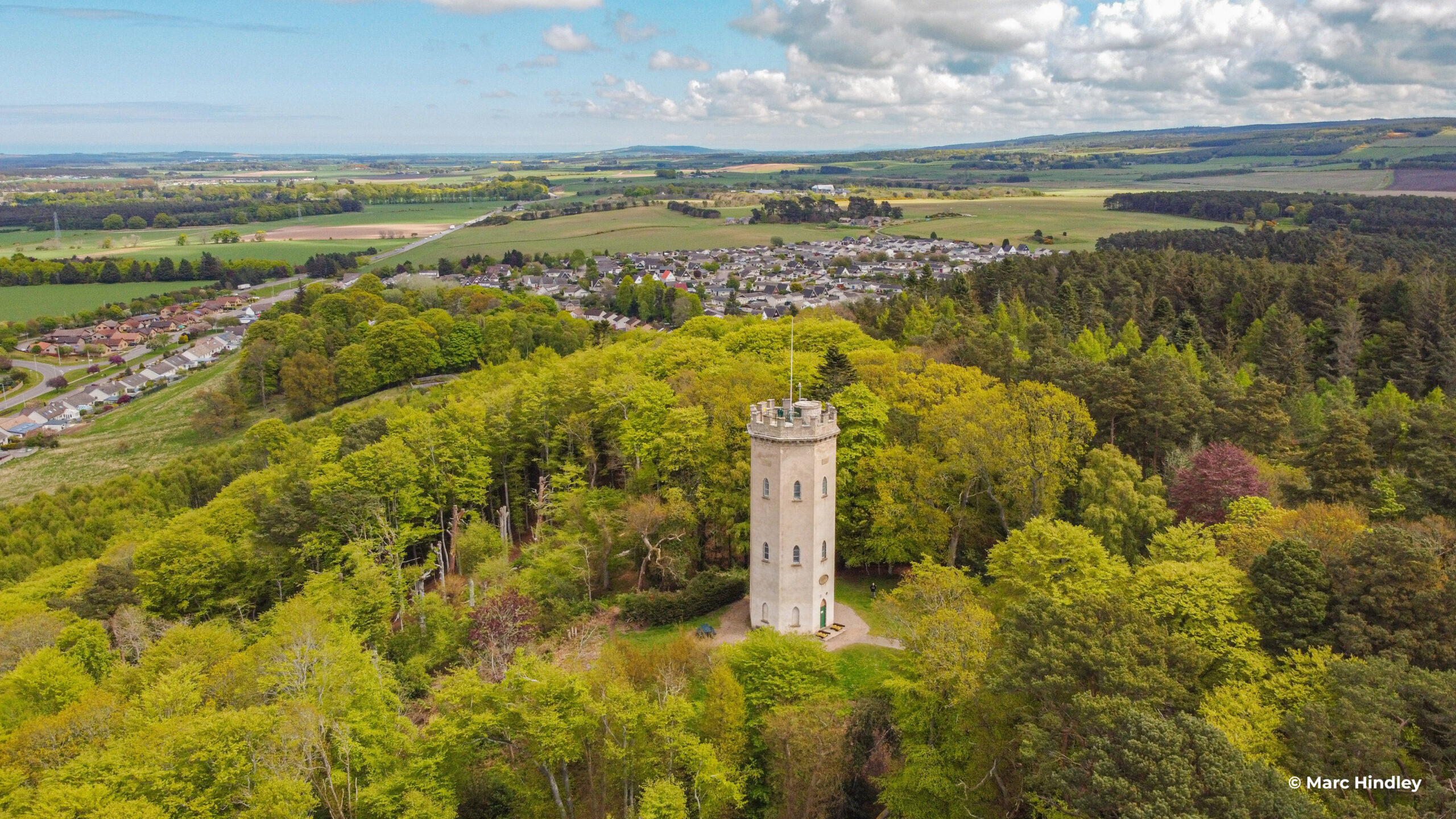 Nelson's Tower Forres