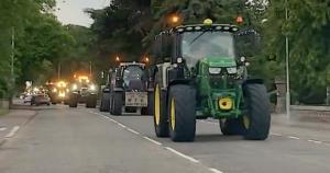 MFR Twilight Tractor Run